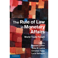 Rule of Law in Monetary Affairs (BOK)
