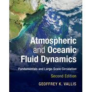 Atmospheric and Oceanic Fluid Dynamics (BOK)