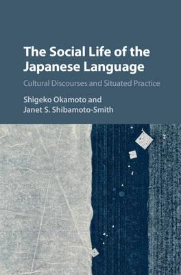 Social Life of the Japanese Language (BOK)