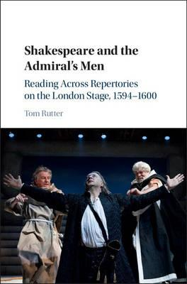 Shakespeare and the Admiral's Men (BOK)