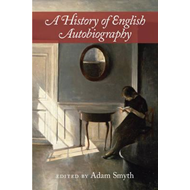 History of English Autobiography (BOK)