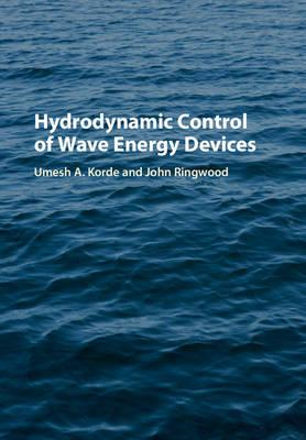 Hydrodynamic Control of Wave Energy Devices (BOK)