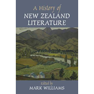History of New Zealand Literature (BOK)