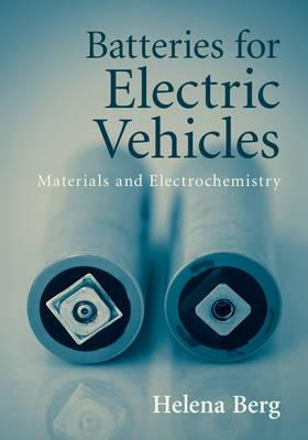 Batteries for Electric Vehicles (BOK)