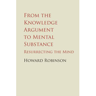From the Knowledge Argument to Mental Substance (BOK)