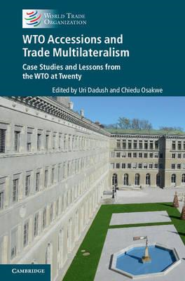 WTO Accessions and Trade Multilateralism (BOK)