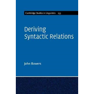 Deriving Syntactic Relations (BOK)
