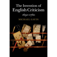 Invention of English Criticism (BOK)
