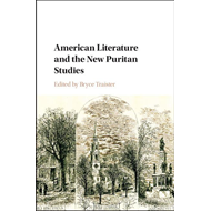 American Literature and the New Puritan Studies (BOK)