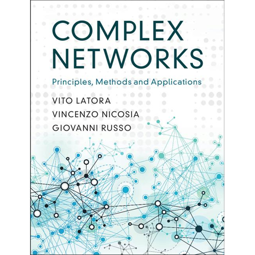 Complex Networks (BOK)