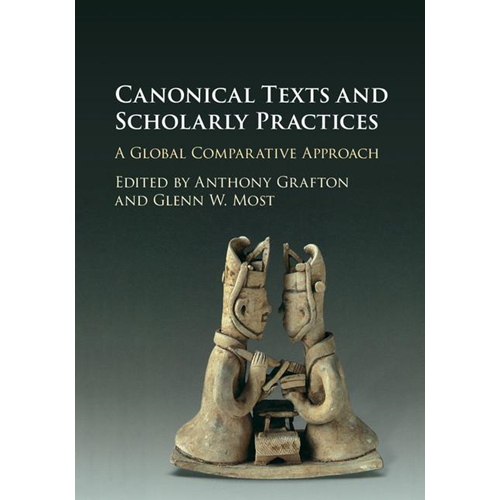 Canonical Texts and Scholarly Practices (BOK)