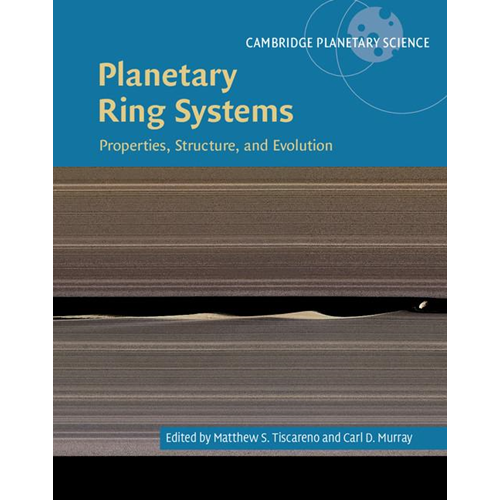 Planetary Ring Systems (BOK)