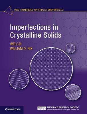 Imperfections in Crystalline Solids (BOK)