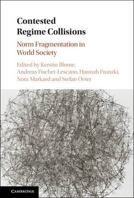 Contested Regime Collisions (BOK)