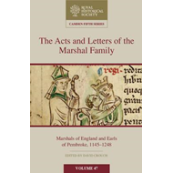 Acts and Letters of the Marshal Family (BOK)