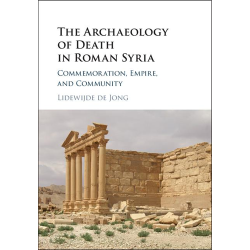 Archaeology of Death in Roman Syria (BOK)