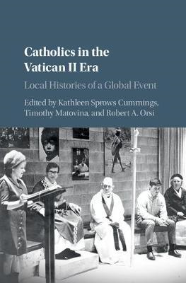 Catholics in the Vatican II Era (BOK)