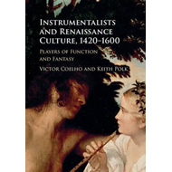 Instrumentalists and Renaissance Culture, 1420-1600 (BOK)