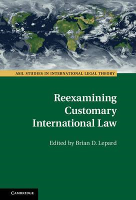 Reexamining Customary International Law (BOK)