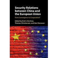 Security Relations between China and the European Union (BOK)