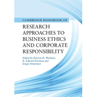 Cambridge Handbook of Research Approaches to Business Ethics (BOK)