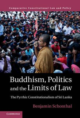 Buddhism, Politics and the Limits of Law (BOK)
