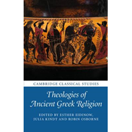Theologies of Ancient Greek Religion (BOK)