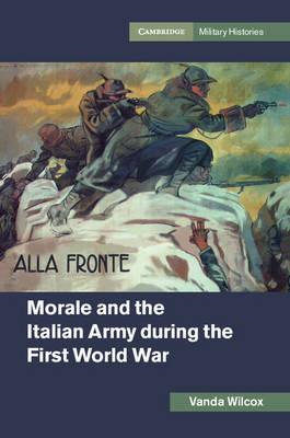 Morale and the Italian Army during the First World War (BOK)