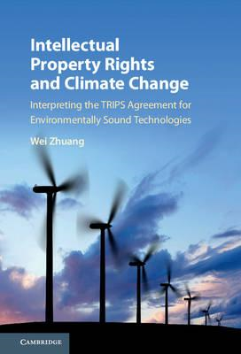 Intellectual Property Rights and Climate Change (BOK)