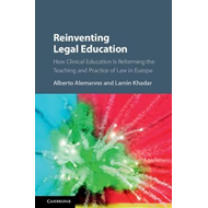 Reinventing Legal Education (BOK)