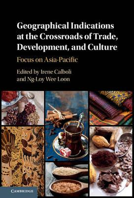 Geographical Indications at the Crossroads of Trade, Develop (BOK)