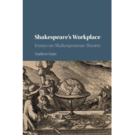 Shakespeare's Workplace (BOK)