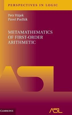 Metamathematics of First-Order Arithmetic (BOK)