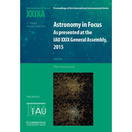 Astronomy in Focus XXIXA: Volume 1 (BOK)