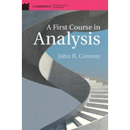 First Course in Analysis (BOK)