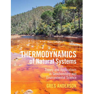 Thermodynamics of Natural Systems (BOK)