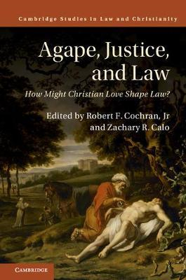 Agape, Justice, and Law (BOK)