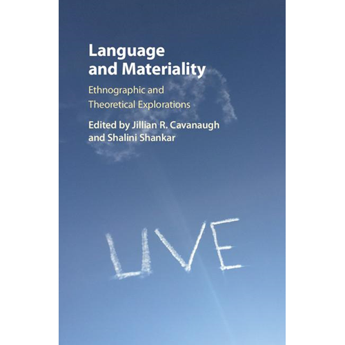 Language and Materiality (BOK)