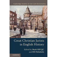 Great Christian Jurists in English History (BOK)