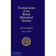 Transactions of the Royal Historical Society: Volume 26 (BOK)