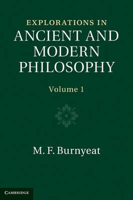 Explorations in Ancient and Modern Philosophy 2 Volume Hardb (BOK)