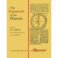 Equatorie of Planetis (BOK)
