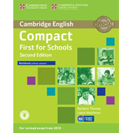 Compact First for Schools Workbook without Answers With Audi (BOK)