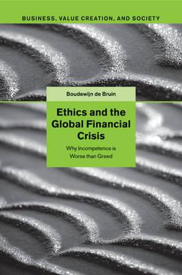 Ethics and the Global Financial Crisis (BOK)