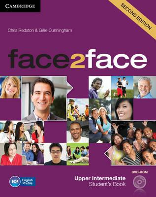 Face2face Upper Intermediate Student's Book with DVD-ROM (BOK)