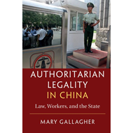 Authoritarian Legality in China (BOK)