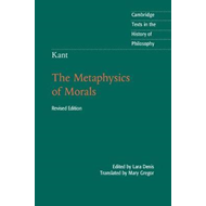 Kant: The Metaphysics of Morals (BOK)