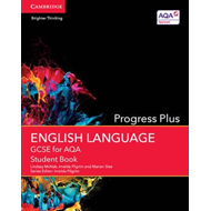 GCSE English Language for AQA Progress Plus Student Book (BOK)