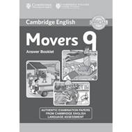 Cambridge English Young Learners 9 Movers Answer Booklet (BOK)