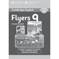 Cambridge English Young Learners 9 Flyers Answer Booklet (BOK)